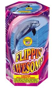 I love that there is a dolphin on the packaging.  Just a random dolphin.  Maybe they thought it was Flipper?