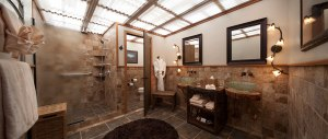 Glamping Bathhouse- Yes, Please!